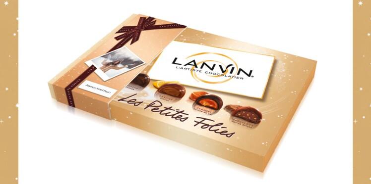 Votre boîte de chocolats a un message pour vous !