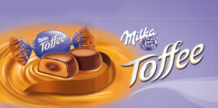 Les nouveaux bonbons Milka