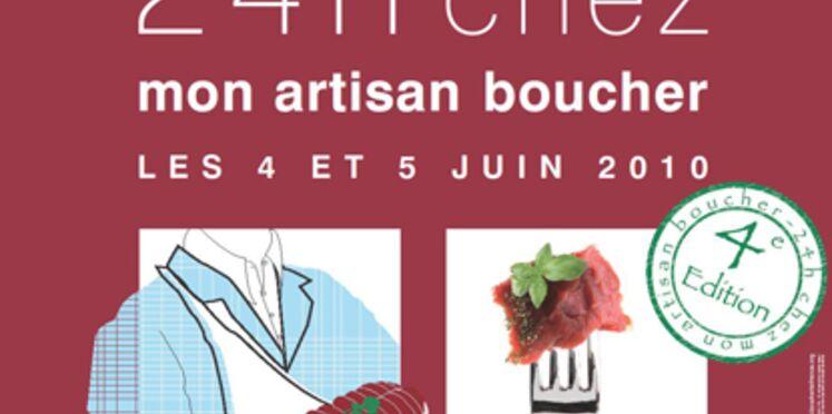 Les bouchers de France organisent un apéro les 4 et 5 juin