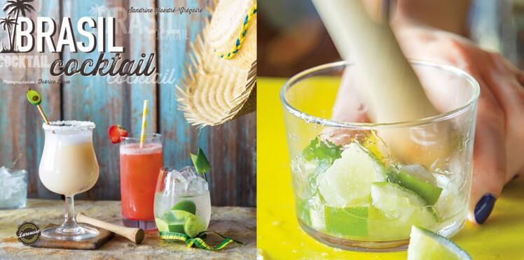 Les cocktails à l'heure brésilienne