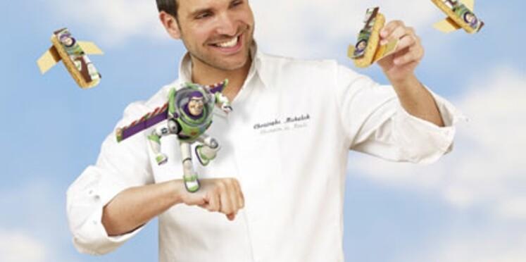 Christophe Michalak : le nouvel éclair de Disney