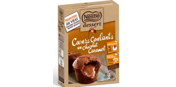 J'ai testé les cœurs coulants choco-caramel