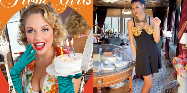 Fromages et pin'up : le calendrier From'Girls est arrivé !