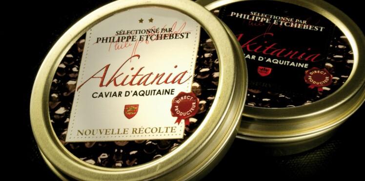 Akitania, un nouveau caviar à prix tout doux