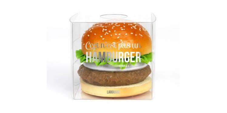 Non, ceci n'est pas un hamburger...