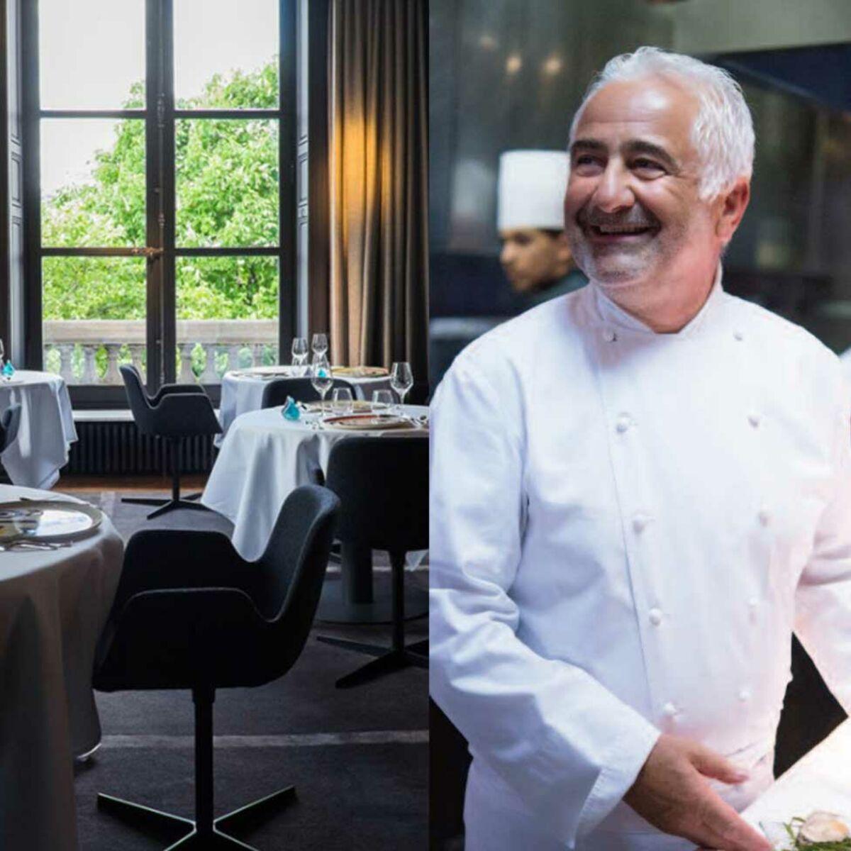 Un Chef Francais En Tete Du Classement Des Meilleurs Restaurants