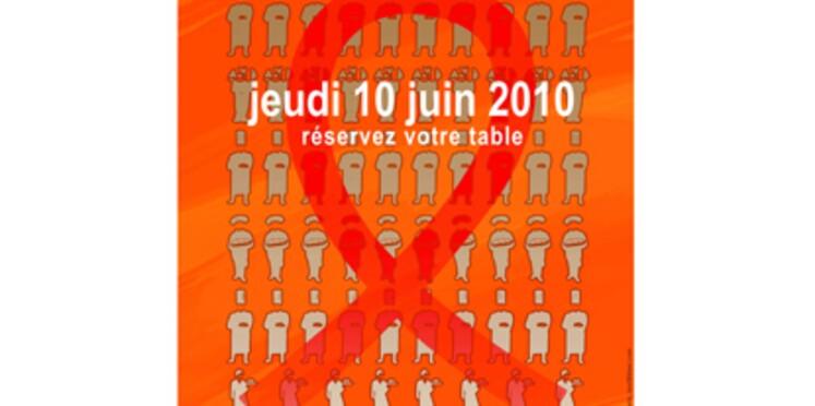 Les chefs français se mobilisent pour le Sidaction