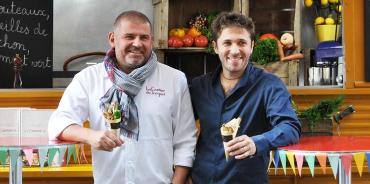 Christian Etchebest, invité du Foodtruck de Julien Duboué