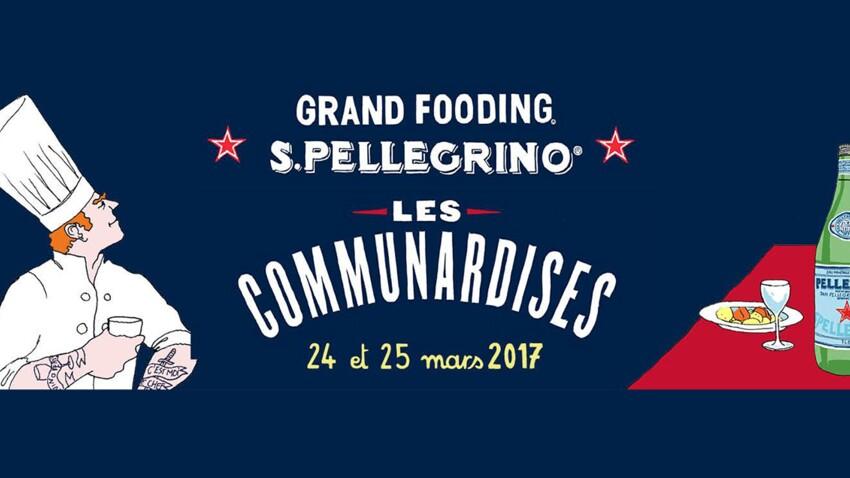 Avec les Communardises, découvrez le quotidien d'une brigade de cuisine le temps d'un diner de chef !