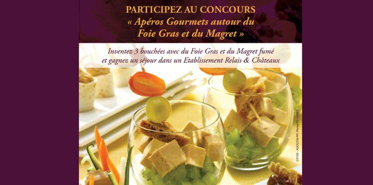 Concours pour amateurs de foie gras