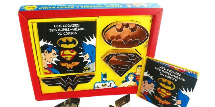 Fabriquez des cookies de super-héros !