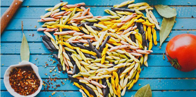 Des pâtes, oui, mais des pâtes aux légumes !