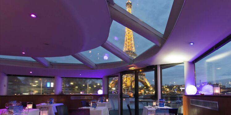 Croisière d'exception... à Paris