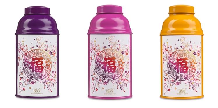 Du thé pour célébrer le nouvel an chinois !