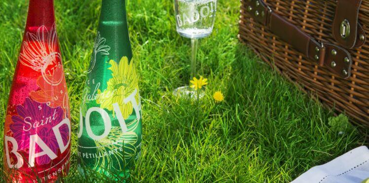 L'eau de Badoit célèbre le printemps