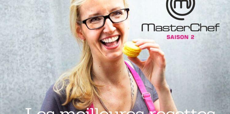Elisabeth, gagnante de Masterchef 2011, publie son premier livre de recettes