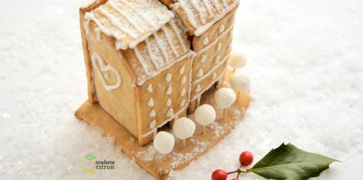 Coup de coeur blog : une maison en pain d'épices