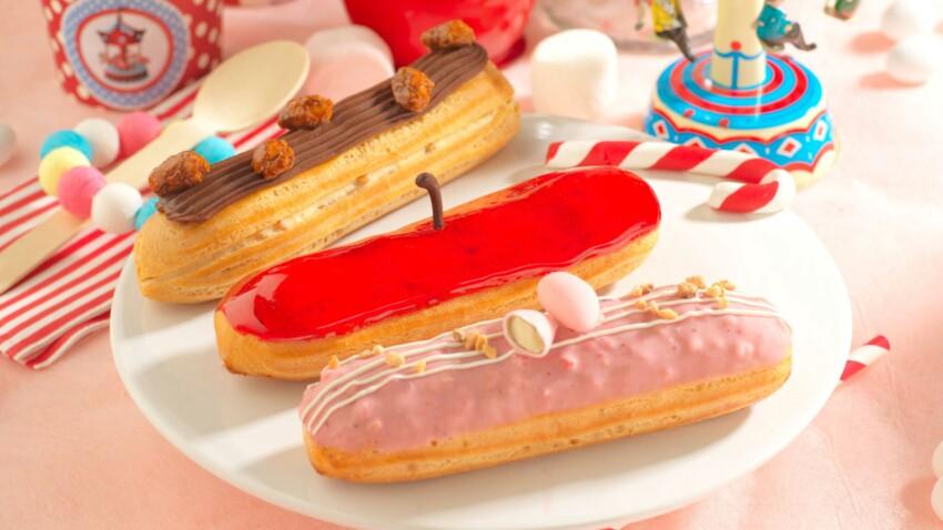Fête des éclairs : trois nouveautés à découvrir dans votre pâtisserie !