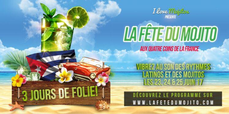 Place à la Fête du Mojito, les 23, 24 et 25 juin