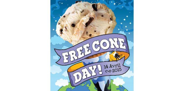 Des glaces gratuites dans les boutiques Ben & Jerry's de France !