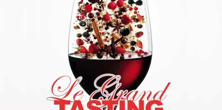 Début de la 5ème édition du Grand tasting