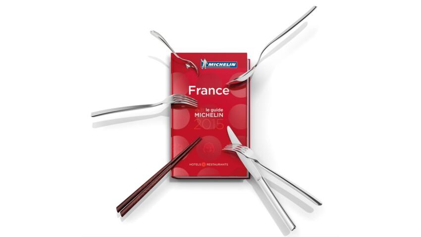 Guide Michelin 2015 : les nouveaux restaurants étoilés enfin dévoilés !