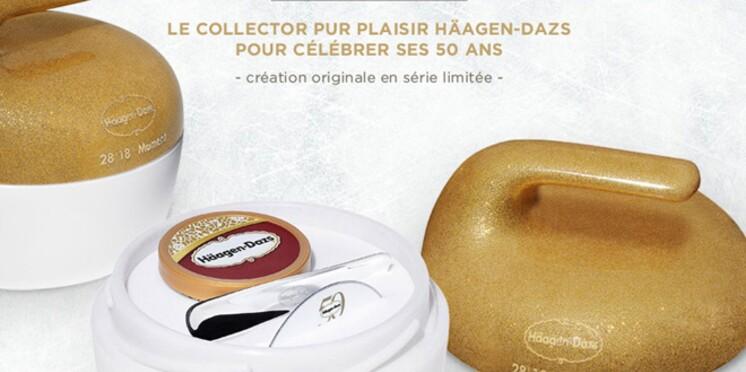 Un objet collector pour les 50 ans de Häagen Dazs