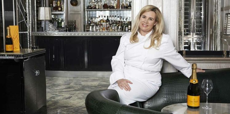Hélène Darroze élue meilleure femme chef au monde