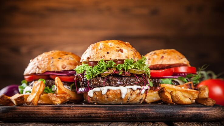 5 infos sur le burger qui vont vous étonner