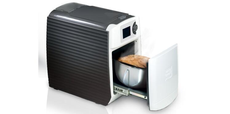 J'ai testé la première machine à pain à capsule