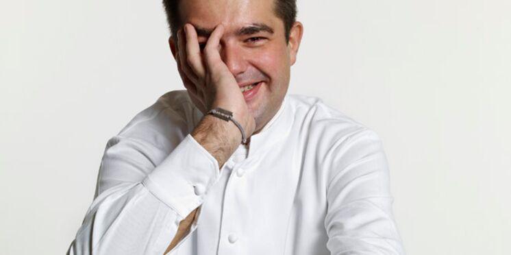 Jean-François Piège, élu Chef de l'Année
