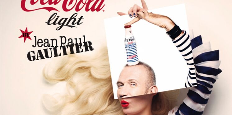 Coca-Cola Light défile en Gaultier