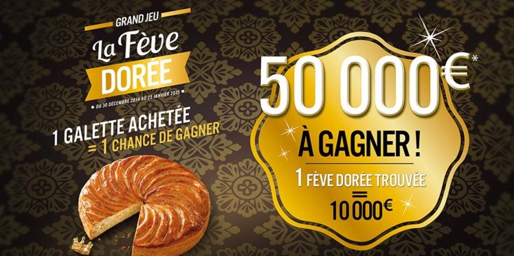 50 000 € à gagner dans des galettes !