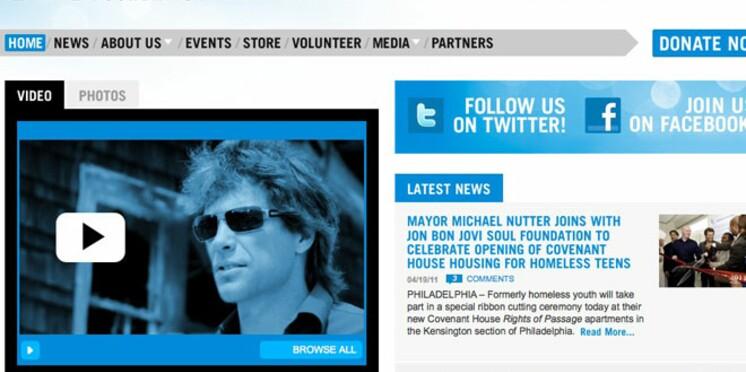 Jon Bon Jovi lance un restaurant solidaire