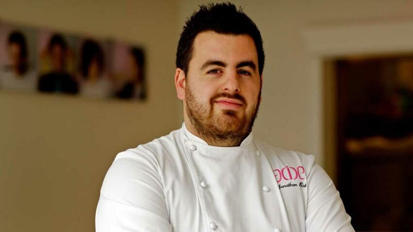 Jonathan Blot élu meilleur pâtissier de l'année par le guide Pudlo
