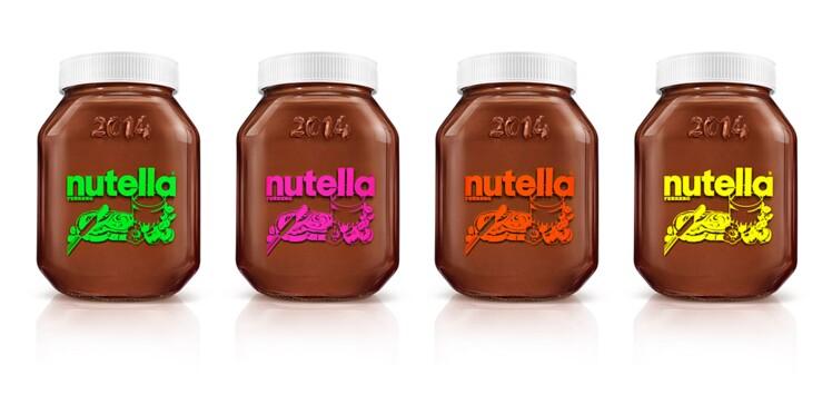 Une journée pour fêter les 50 ans de Nutella !