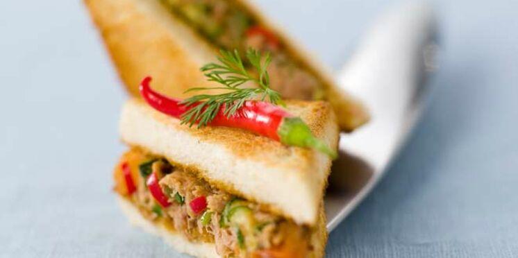 La Brioche Dorée organise un concours autour du sandwich