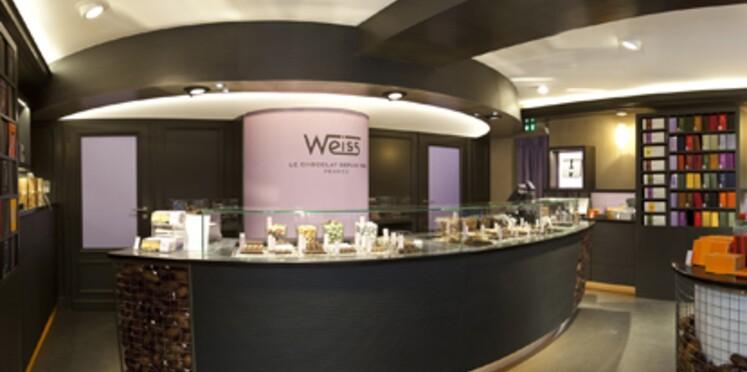 La chocolaterie Weiss s'installe à Paris