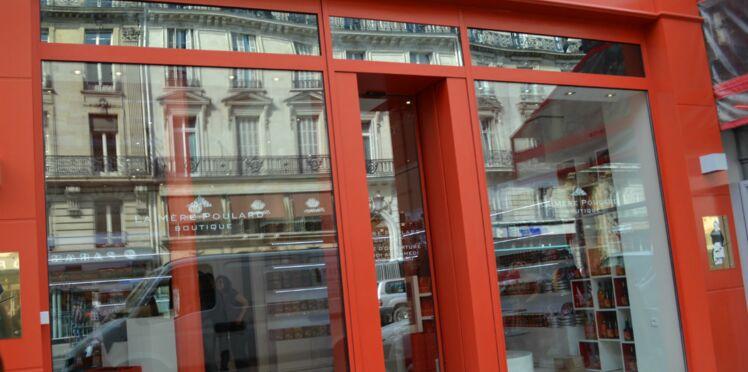 La Mère Poulard ouvre une boutique à Paris