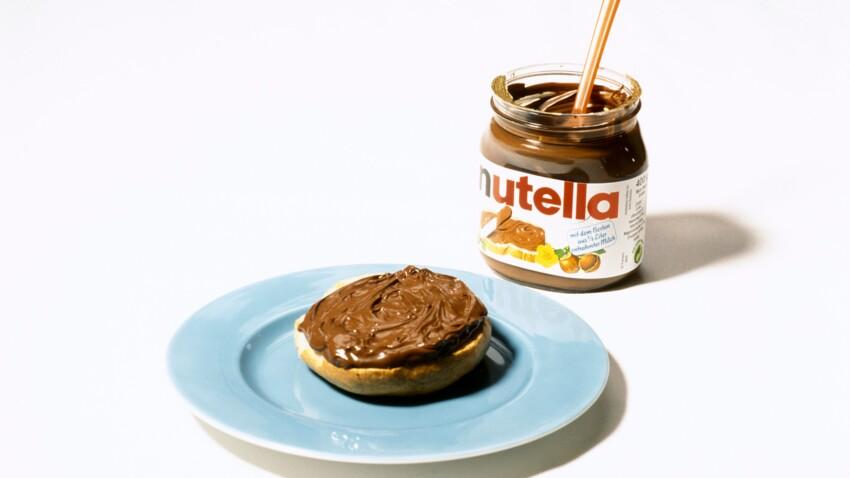 La recette du Nutella a changé