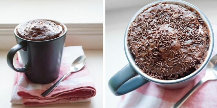 Coup de coeur blog : la tendance mug cake