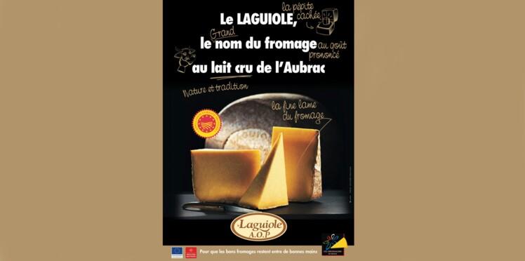 Le fromage de l'Aubrac à l'honneur !