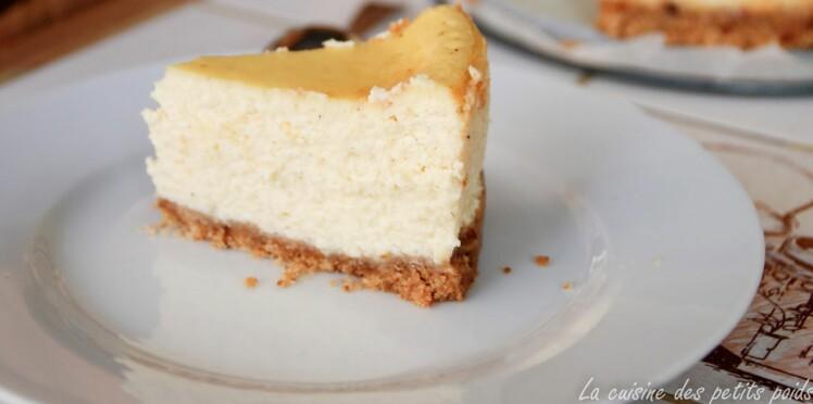 Coup de coeur blog : Le cheesecake new-yorkais, le vrai