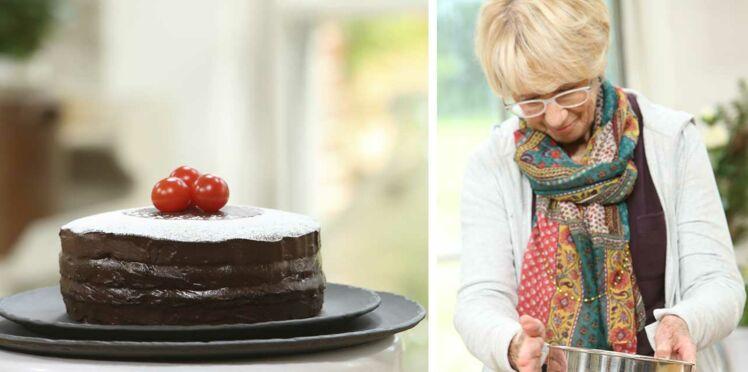 Le meilleur pâtissier : le bloody cake de Mercotte