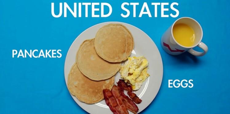 Le tour du monde des petits-déjeuners en vidéo