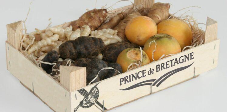 Prince de Bretagne remet les légumes anciens au goût du jour