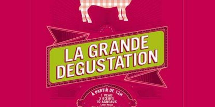 Les bouchers d'Ile-de-France organisent un barbecue géant à Paris le 23 mai