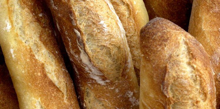 Les Français achètent leur pain à la boulangerie