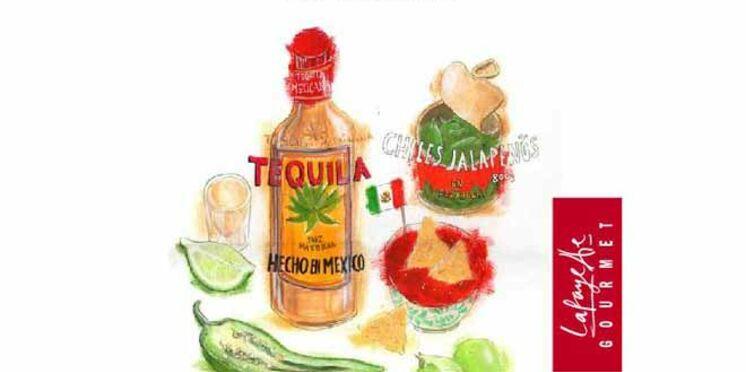 Les magasins Lafayette Gourmet fêtent l'année du Mexique