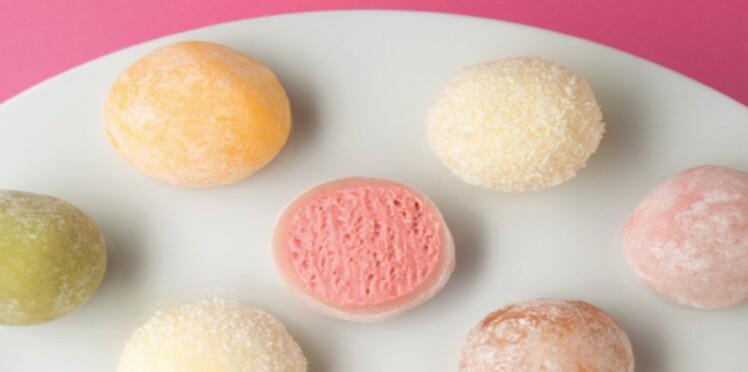 Les mochis, nouvelles gourmandises sucrées